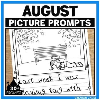 Picture Prompts - August