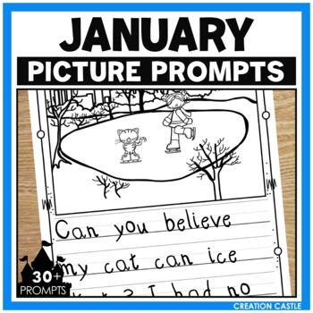 Picture Prompts - January