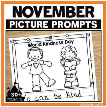 Picture Prompts - November