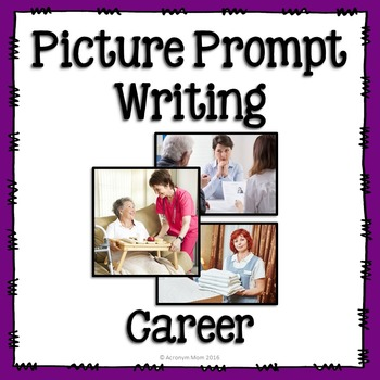 Picture Prompts for Journal Writing: Career