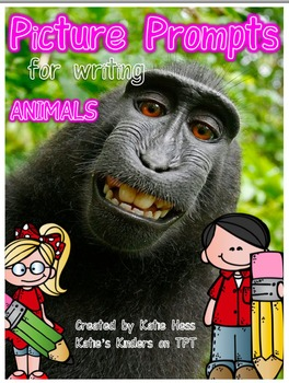 Picture Prompts for Writing - ANIMALS