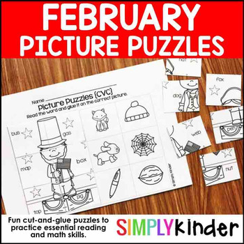 Picture Puzzles February