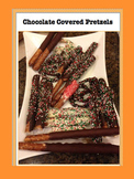 Picture Recipe: Chocolate Covered Pretzels