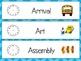 Picture Schedule - Bundle (3 Sets-- Analog, Digital, and I