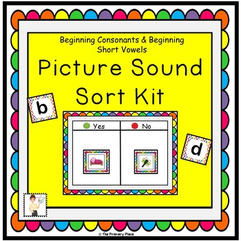 Picture Sound Sort Kit