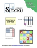 Picture Sudoku: Math Games for Early Learners