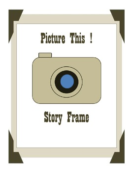Picture This - Story Frame