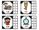 50% OFF!! Picture This! Vowel Sound Clip Cards