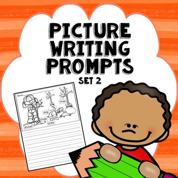 More Labeled Picture Writing Prompts