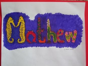 Picture name Mathew