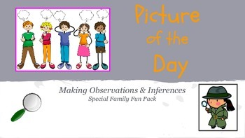 Picture of the Day- Family Photos Pack