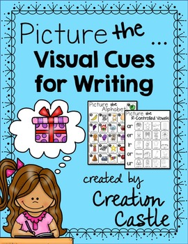 Visual Cues for Writing Charts