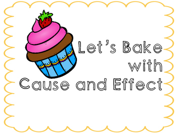 Pie Face Cause and Effect Bakery PowerPoint Presentation