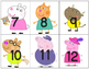 Pig Letter and Number Matching