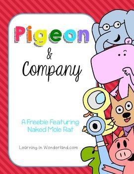 Pigeon and Co. Freebie Sample