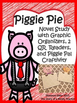 Piggie Pie Novel Study