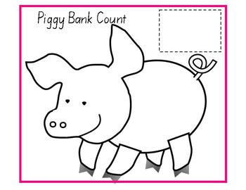 Piggy Bank Count - Australian Money