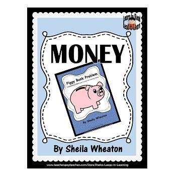 Piggy Bank Problem: A READ TO LEARN Book About Money