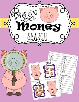 Piggy Money Search