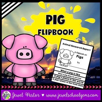 Pig Research Flipbook