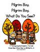 Pilgrim Boy, Pilgrim Boy Emergent Reader