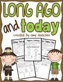 Pilgrim Children Long Ago and Today