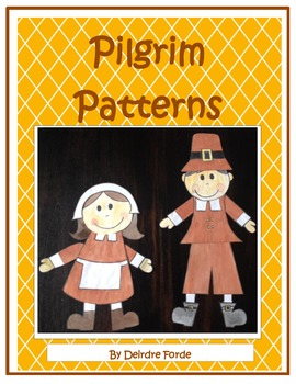 Pilgrim Writing & Craftivity