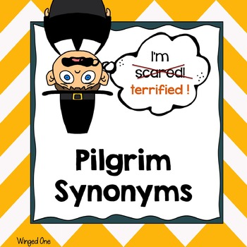 Pilgrim Expressions Synonyms