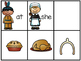 Pilgrim & Indian Fry's First 50 Sight Word Game