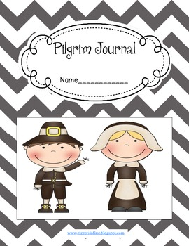 Pilgrim Unit (Writing and Activity Pages)