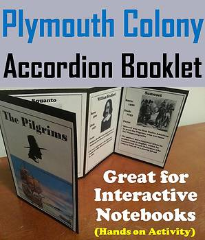 Pilgrims and Indians: Plymouth Colony Activity: Squanto, M
