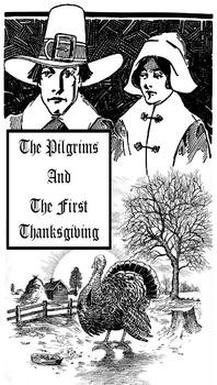 Pilgrims Lap Book
