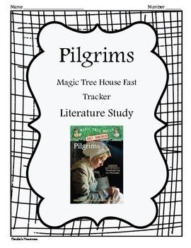 Pilgrims: Magic Tree House Fact Tracker