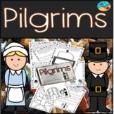 November Activities:  The Pilgrim Voyage