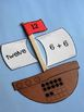 Pilgrims and Pirates Math Puzzles to 20