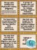 History of Thanksgiving Bingo