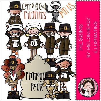 Pilgrims by Melonheadz COMBO PACK