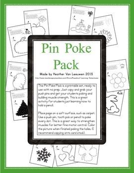 Pin Poke Pack (No Prep)
