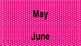Pink Polka Dot Calendar