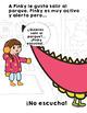 Pinky la mascota {Pinky The Pet}