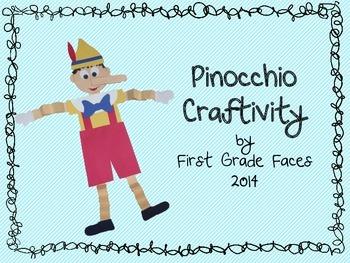 Pinocchio Craftivity
