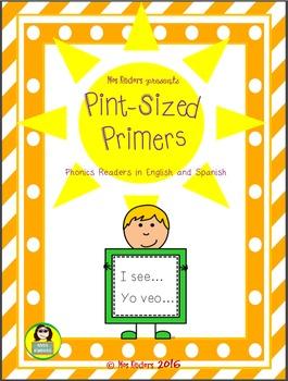 Pint-Sized Primer:  I See