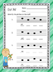 Pinwheel Pitches--Worksheet pack for practicing melodic notation