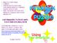 Pinwheel Vocabulary Puzzle...Life Sized (Geography)