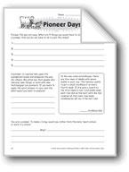 Pioneer Days (Thinking Skills)