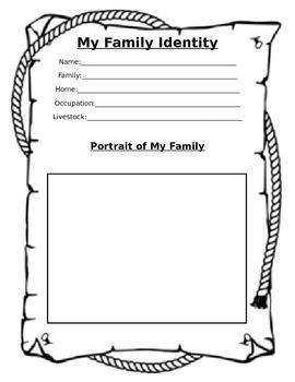 Pioneer Family Identity
