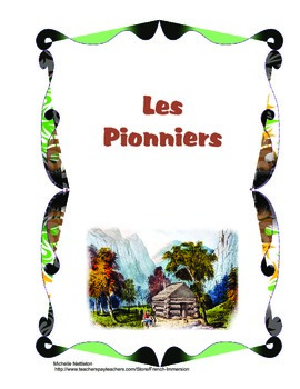 Pioneers Les pionniers French version