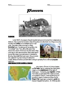 Pioneers_ Westward Expansion Expert Text High Intermediate