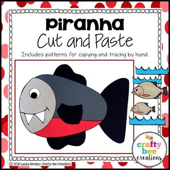 Piranha Cut and Paste