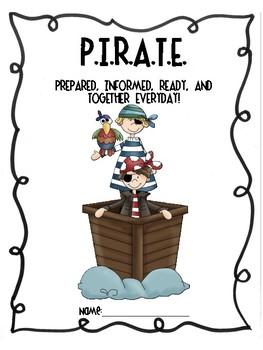 Pirate Binder Set